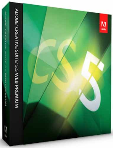 Adobe Creative Suite 5.5 Web Premium Win/mac (旧製品)