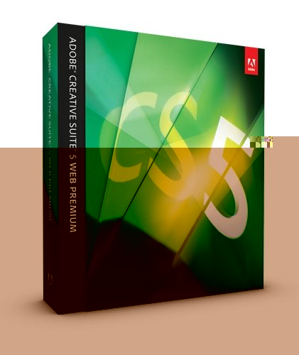 Adobe Creative Suite 5 Web Premium Win/Mac版 (旧製品)