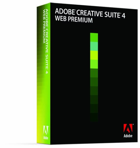 Adobe Creative Suite 4 Web Premium 日本語版 Mac/win版 (旧製品)
