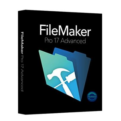 ファイルメーカー FileMaker Pro 17 Advanced